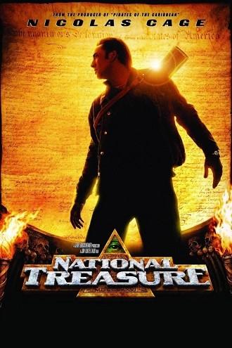 National Treasure (2004) Dual Audio 720p BluRay x264 [Hindi – English] Download