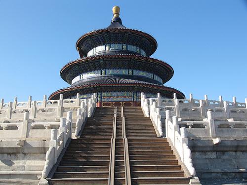 Destinasi menarik pelancongan Asia - China