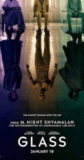 Glass - Poster & Trailer