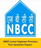 NBCC Junior Engineer Previous Year Question Papers