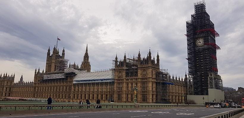 Palácio de Westminster e Big Ben - O que fazer em Londres: 48 atrações imperdíveis
