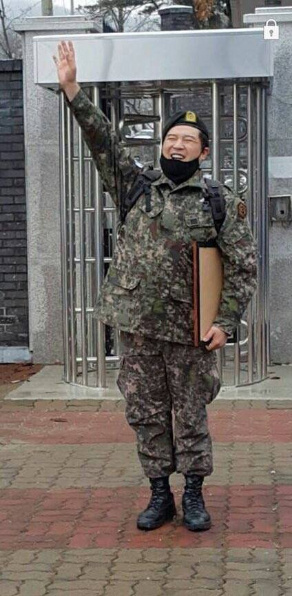 Dedikodu//Super Junior Shindong Yuvasına Döndü