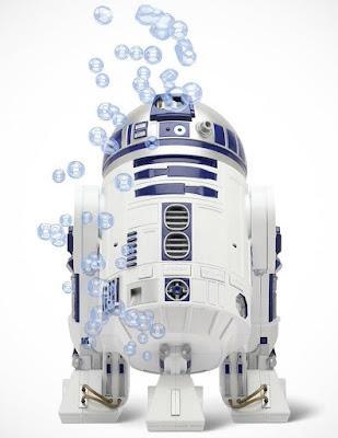 R2-D2 Bubble Generator