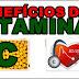 Os benefícios da Vitamina C para saúde e Beleza