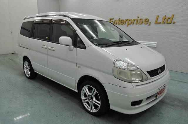 2000 Nissan Serena |Japanese vehicles to the world