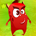Games4King - Spooky Red Creature Escape
