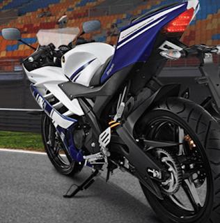 Yamaha R15 Ohlins Special Edition