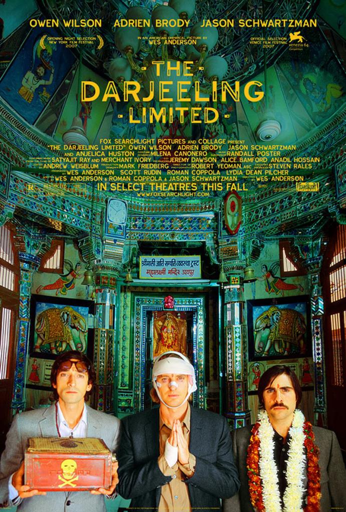The Darjeeling Limited ทริปประสานใจ [HD][พากย์ไทย]