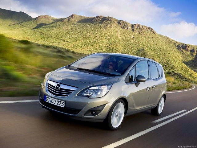 information about vehicle 2011 opel meriva details review. Black Bedroom Furniture Sets. Home Design Ideas