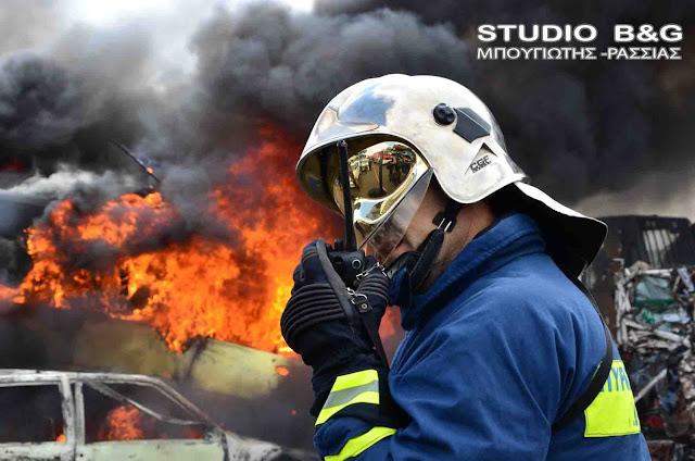 60 πυροσβέστες αναχωρούν από την Κύπρο για την Ελλάδα