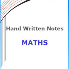 MATHS TRICK 3:- MISCELLANEOUS NOTES WITH SOLUTION AND SHORTCUT TRICK