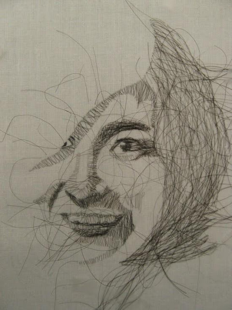 Unusual Designs and Products Created with Hair (15) 8