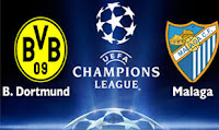 Hasil Video Borussia Dortmund vs Malaga