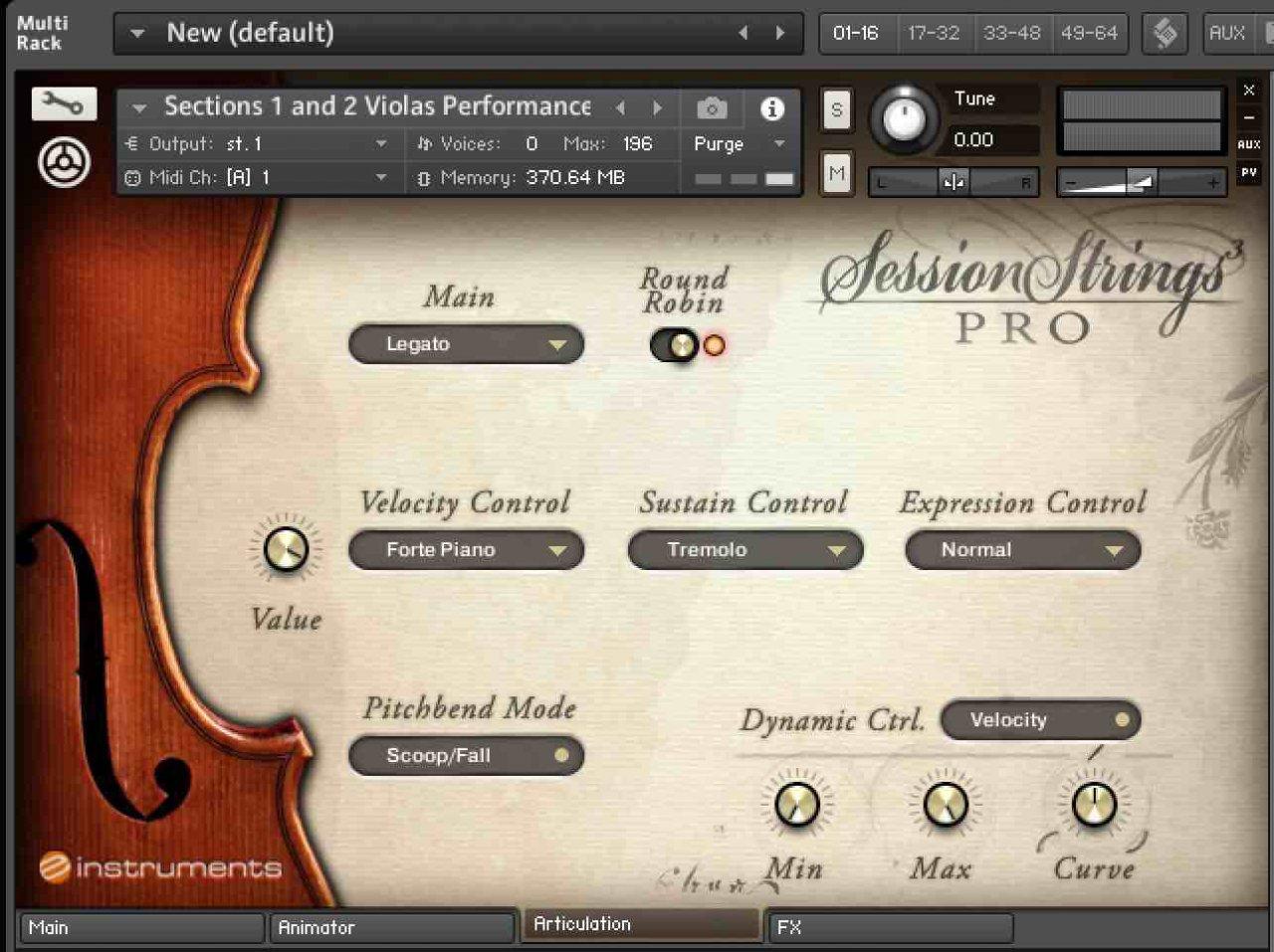 Native Instruments - Session Strings Pro KONTAKT Library