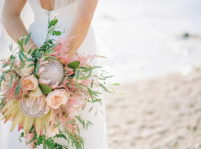 boda bohemia boho estilo sytled shoot novia chic beach playa