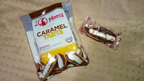 Bacolod pasalubong - Merczi Pasalubong caramel tarts
