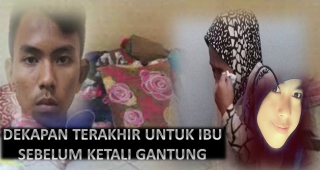 """""""Maafkan Saya Ibu"""" Rahmad Alim (RAL) Pelajar Sekolah Yang Terlibat Dalam Pembunuhan Sadis ENO PARIHAH"""