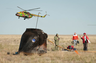 Soyuz Rocket Triggered An Emergency Landing