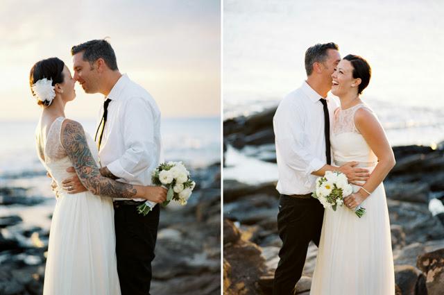kapalua maui wedding portraits