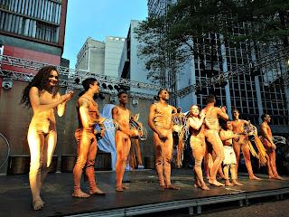 Grupo Toll - Lendas, Santander Cultural - Porto Alegre
