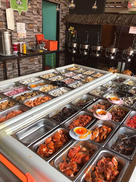 D'Kayangan Steamboat BBQ Buffet Tempat Makan Stimbot Sedap Di Shah Alam