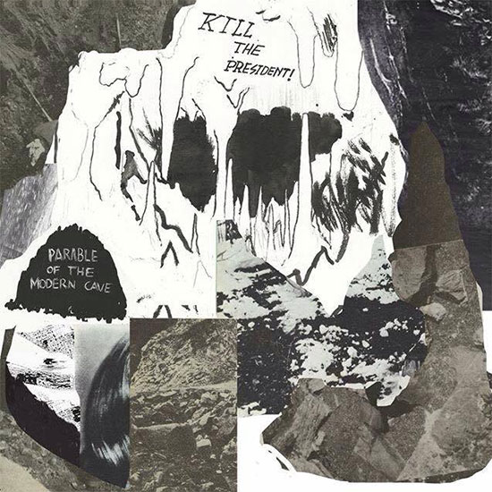 <center>Kill The President! release video for 'Parable Of The Modern Cave'</center>