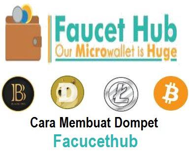 Cara Membuat Dompet Bitcoin di Faucethub