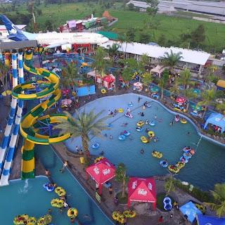 Tiket Masuk Saygon Waterpark
