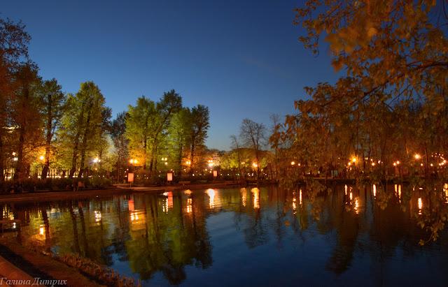 Голицынский пруд