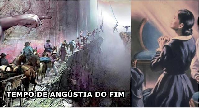 TEMPO DE ANGUSTIA DO FIM