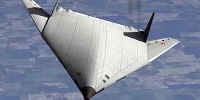Pesawat pengebom nuklir PAK-DA Rusia