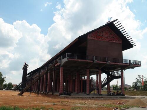 Kebudayaan Kalimantan Barat Indonesia Kaya