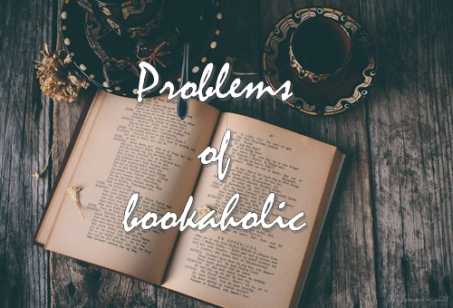 Problems of bookaholic tag