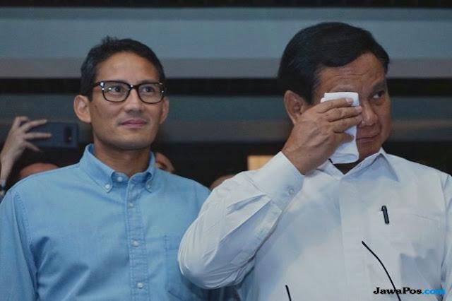 Djoko: Orang Mau Nyumbang Dana juga Takut, Prabowo Itu Jujur