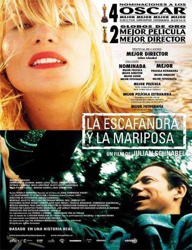 Ver El llanto de la mariposa (Le scaphandre et le papillon) (2007) Online