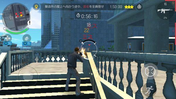Game Mirip GTA untuk Android dan PC