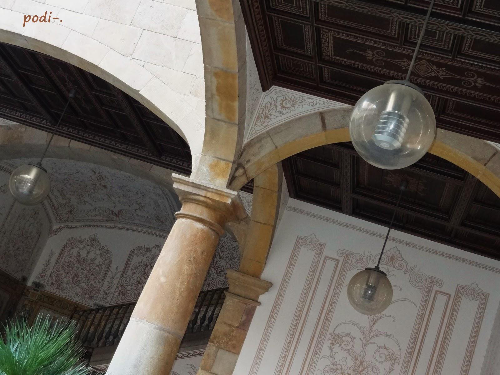 Casa de la Caritat, Montealegre