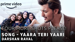 YAARA TERI YAARI LYRICS