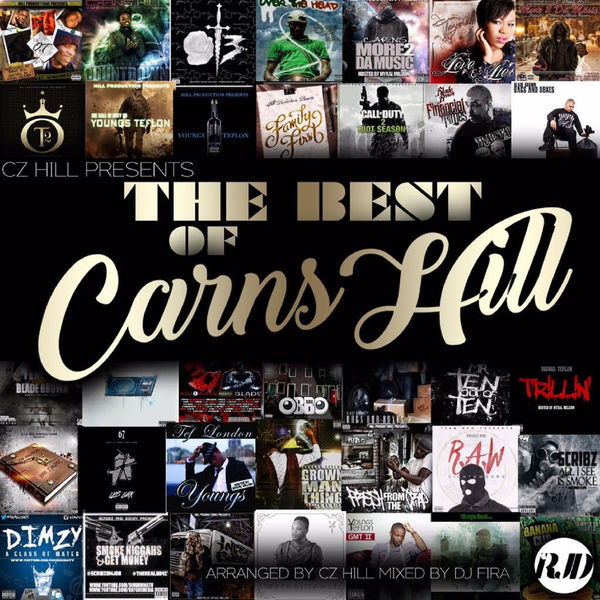 Carns Hill - Best of Carns Hill Cover