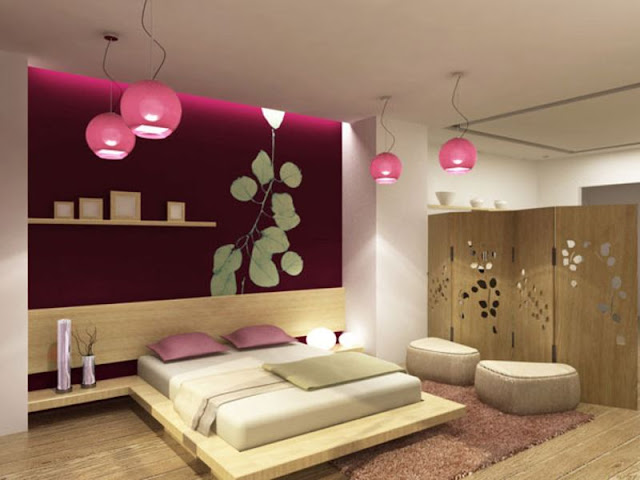 Pink Room Design: Make it a New Sensation Pink Room Design: Make it a New Sensation 5
