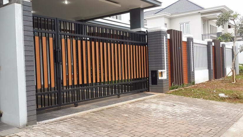 20 Top Modern Minimalist Fences 2015 - Dsain Minimalist ...