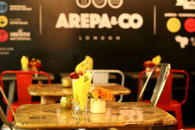 Venezuelan Food at Arepa and Co
