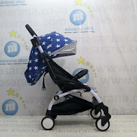 Kereta Bayi Lightweight Chris and Olins PC008-1 Clever