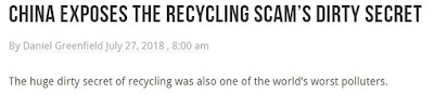 Recycling Scam