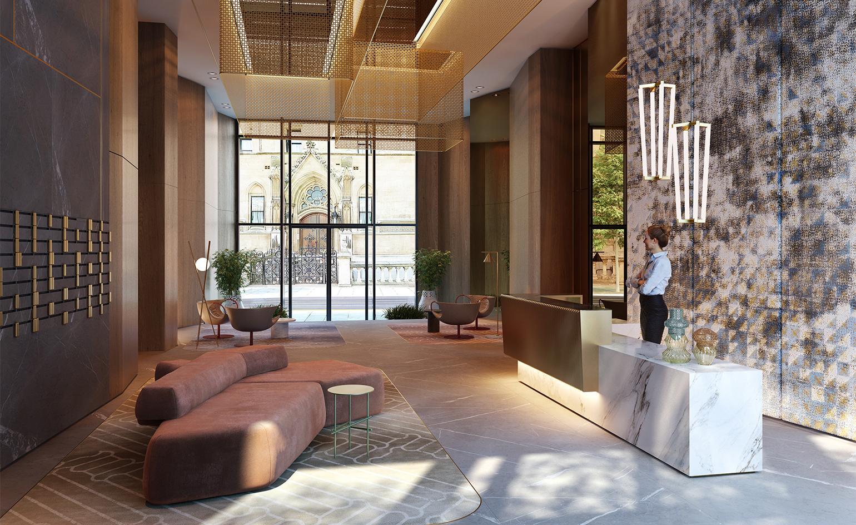 Trendoffice: Luxury interior design in London by Patricia ...