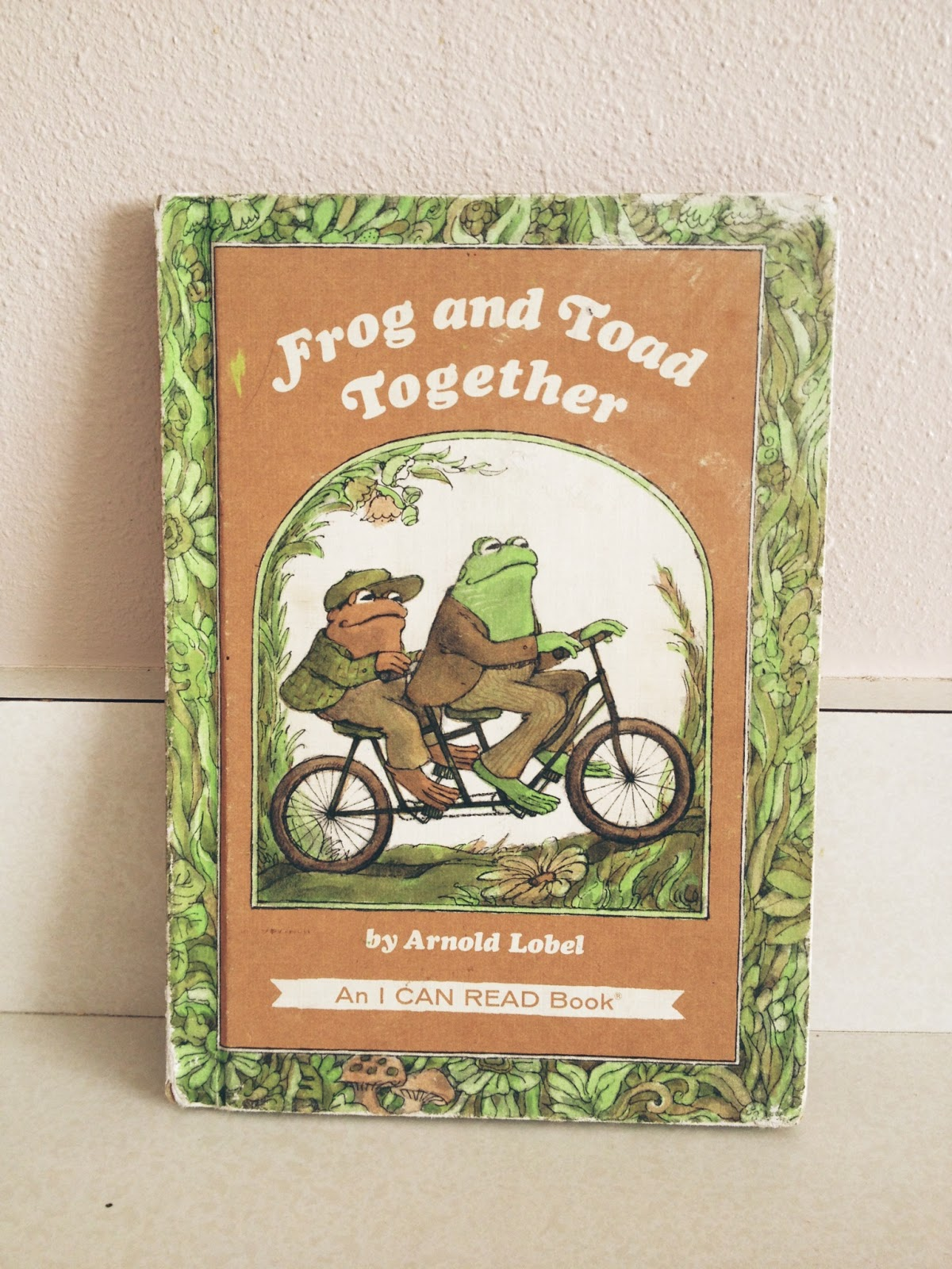 Olds Ninety Eight Frog And Toad Together