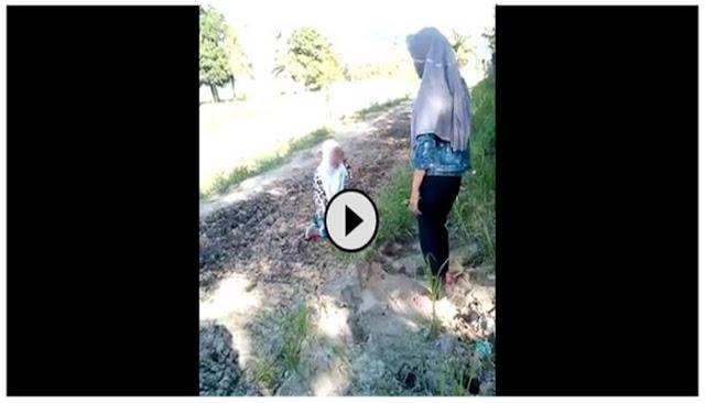 GEMPAR ! Video Kekerasan ,Gadis Makasar Yang Dikeroyok Serta Nyaris Ditelanjangi Ini Jadi VIRAL Di MEDSOS.