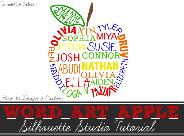 Silhouette studio fill shape words, silhouette studio fill shape, silhouette studio word art tutorial
