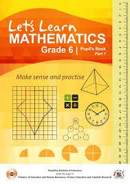 Grade 6 Maths - 1st Term 2020