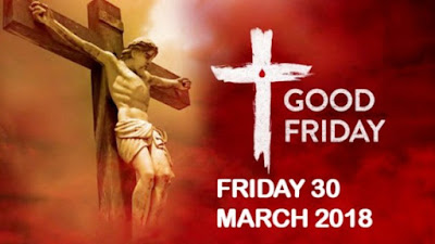 Good Friday 2018 Date